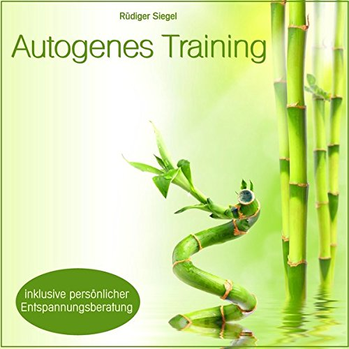 Autogenes Training mit Entspannungsmusik inkl. persönlicher Entspannungsberatung, (für Körper und...