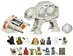 Star Wars - 38631 - Fighter Pods - Série 1 - Coffret 16 Figurines Aléatoires (Import Royaume Uni)