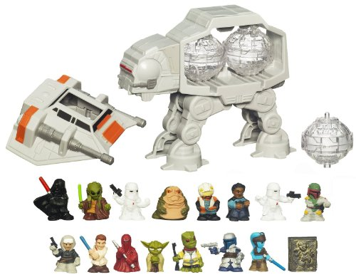 Hasbro Star Wars 38631148 - Fighter Pods Multi-Pack Serie 1
