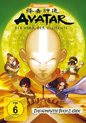 Buch 2: Erde - Box (4 DVDs)