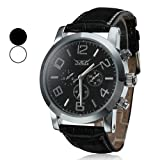 JarAgar PMW042 - Orologio da polso da uomo colore nero