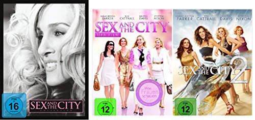 Sex and the City: Die komplette Serie [18 DVDs] + Sex and the City Der Film 1+2
