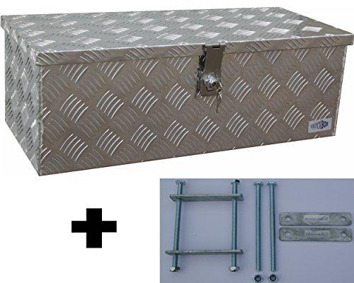 Truckbox D050 +MON2012 Werkzeugkasten, Deichselbox, Transportbox