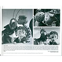 Vintage photo of Photos from the Walt Disney film James and the Giant Peach.