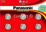Batterie Lithium Renata CR 2032 3V, 1er