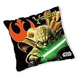 Evolukids Star Wars Kissen - Yoda [30 x 30cm]