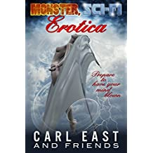 Monster, Sci-fi Erotica (English Edition)