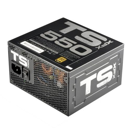 XFX P1-550G-TS3X 550W 80+ Gold Certified Wired Single Rail - Single Rail