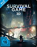 Survival Game 3D - Exklusives 3D Steelbook (inkl. 2D Fassung) (Blu-Ray)