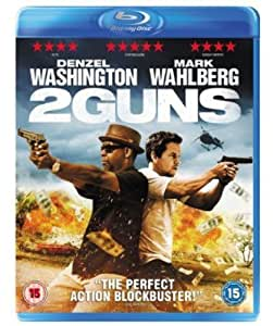 2 Guns [Blu-ray] [UK Import]