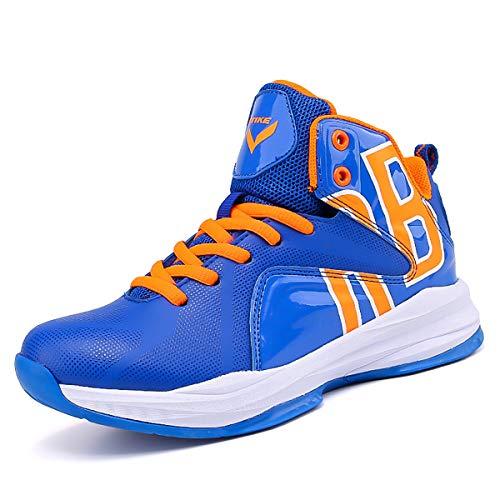 2df5b6bfd910e ASHION Sneaker Basketballschuhe Jungen Turnschuhe Kinder Sportschuhe  Mädchen Laufschuhe Outdoor Schuhe