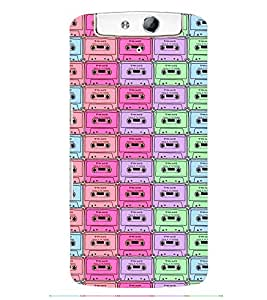 PRINTSWAG PATTERN Designer Back Cover Case for OPPO N1