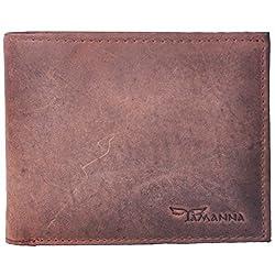 Tamanna Classy Tan wallet for Men