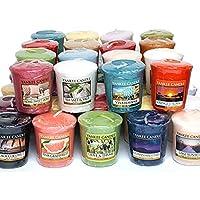 Perfette per diffondere la fragranza e provare nuovi profumi, le candele votive offrono tante possibilità decorative.Se si è alla ricerca di un profumo che si adatti a un'occasione speciale.Ogni candela è confezionata ed etichettata singolarmente e f...