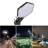 Lampada da viaggio, lampione 100W, Viugreum IP65 Impermeabile Lampione stradale a LED per illuminazione di giardini, illuminazione stradale esterna, campo da basket, parcheggio esterno