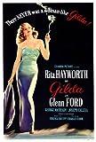 Gilda Poster (27 x 40 Inches - 69cm x 102cm) (1946)