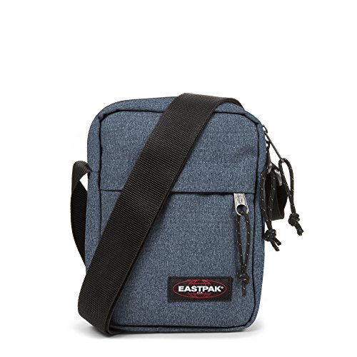 Eastpak Sac bandoulière The One, 21 cm, Double Denim