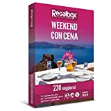 Regalbox - Weekend con cena - Cofanetto regalo