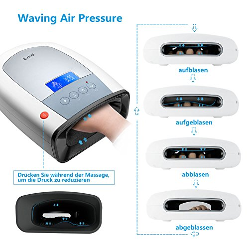 Zoom IMG-2 breo manuale per massaggi mano