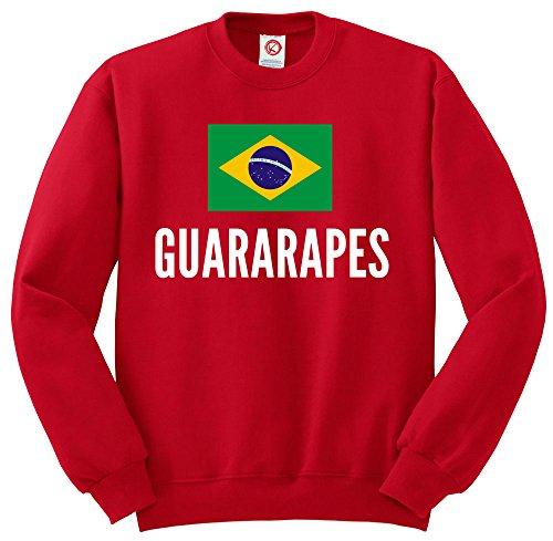sweatshirt-guararapes-city-red