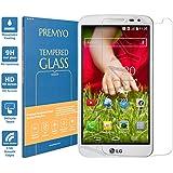 PREMYO cristal templado LG G2 mini. Protector cristal templado LG G2 mini con una dureza de 9H, bordes redondeados a 2,5D. Protector pantalla LG G2 mini