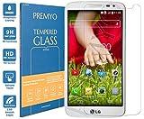 PREMYO Verre trempé LG G2 Mini. Film Protection LG G2 Mini avec Un degré de dureté...