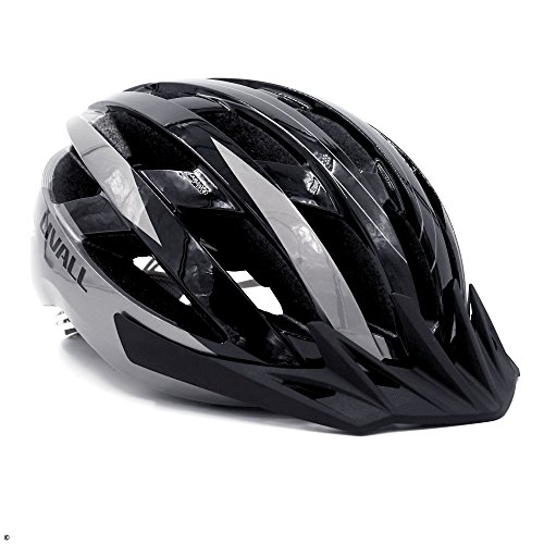 Livall Fahrradhelm MT1 mit Rücklicht, Blinker und SOS-System (schwarz/anthrazit) - 8