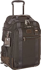 Tumi Alpha Bravo Peterson Wheeled Backpack by Tumi Luggage