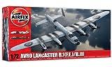 Airfix 1:72 Scale Avro Lancaster BI (F.E.)/ BIII Model Kit