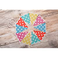 Outdoor Outside Waterproof Bunting Garland