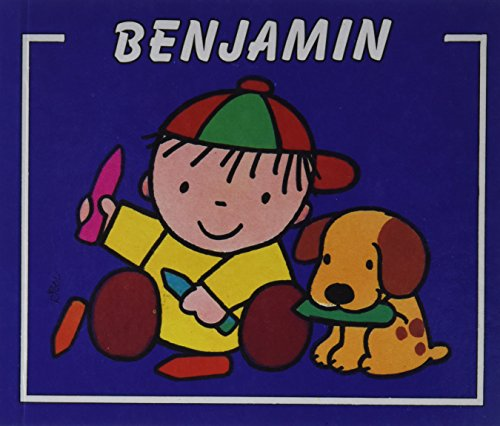 Benjamín (Libros y álbumes para pintar) por Rigol Ansina Francesc