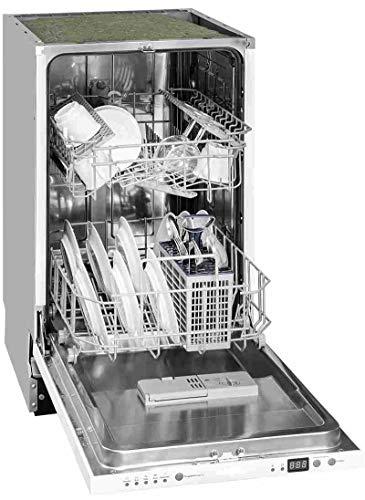 Einbau Geschirrspüler XEGSP50309-7E vollintegriert 45 cm breit
