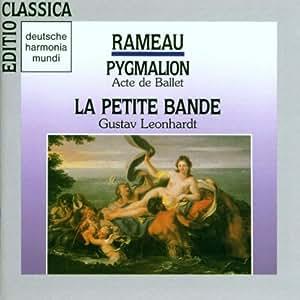 Rameau: Pygmalion (Gesamtaufnahme) (franz.)