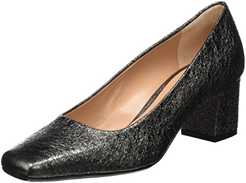 Oxitaly Adele 200, Chaussures Femme Grau Heel (gun Metal)