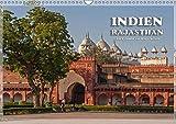 Indien, Rajasthan (Wandkalender 2019 DIN A3 quer): Aufnahmen aus Nordindien mit dem wunderschönen Taj Mahal und der romantischen Pink City. (Monatskalender, 14 Seiten ) (CALVENDO Orte)
