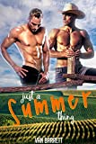 Just a Summer Thing (First Time Gay) (English Edition)
