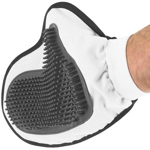 promobo-gant-de-massage-animaux-ramasse-poils-chien-chat-noir