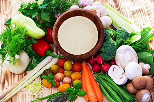 Seitan Weizeneiweiß, Weizengluten. Vegane und vegetarische Küche. PE – Eimer 1900g. (1,9 KG)