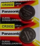 A CR2032 battery is a button cell lithium battery rated at 3.0 volts. It is commonly used in computers as a CMOS battery, calculators, remote controls, scientific instruments, wireless doorbells, watches, and other small devices. CR2032 indicates a r...