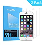 [2 Pack] iPhone 7 Plus Protection écran , ACEPower® 0.2mm Compatible fonction 3D Touch Film Protection en Verre trempé écran protecteur ultra résistant Glass Screen Protector pour iPhone 7 Plus