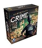 Lucky Duck Games LKY035 Chroniken der Kriminalität (Englisch)