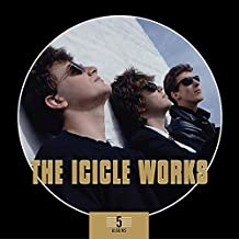 Icicle Works - 5 Albums Box Set