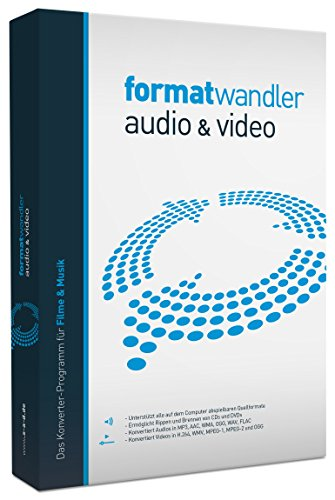 S.A.D. Formatwandler Audio & Video Windows Bildbearbeitung, Videobearbeitung, Multimedia-Software