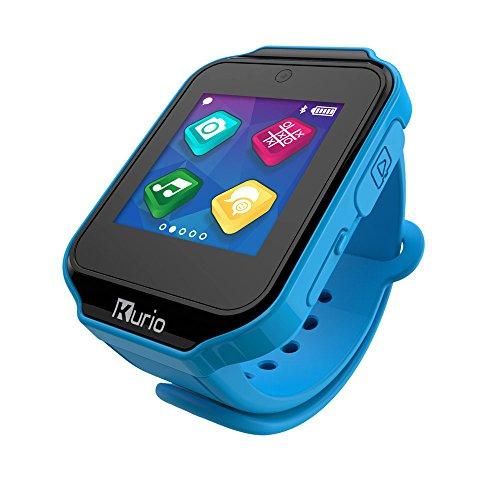 KURIO DECIIC16500 - Smartwatch für Klein und Groß, Lerncomputer, blau