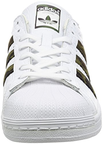 adidasSuperstar - Pantofole Uomo Bianco (Ftwwht/cblack/owhite)