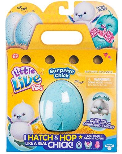 Moose Little Live Pets Figur 28427 Surprise Chick- sortiert