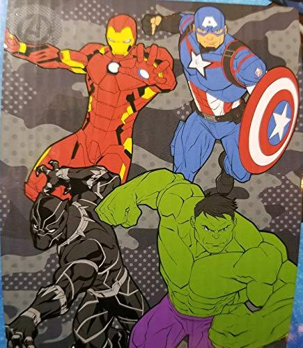 Jfranco Marvel Avengers Capitán América Hulk Negro