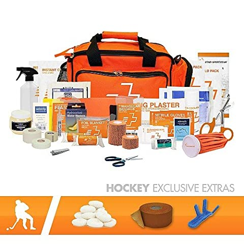 Firstaid4sport Hockey First Aid Kit Advanced