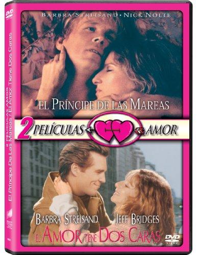 Pack: El Principe De La Mareas + El Amor Tiene Dos Caras (Import Dvd) (2013) J (Mareas El Principe Las De)