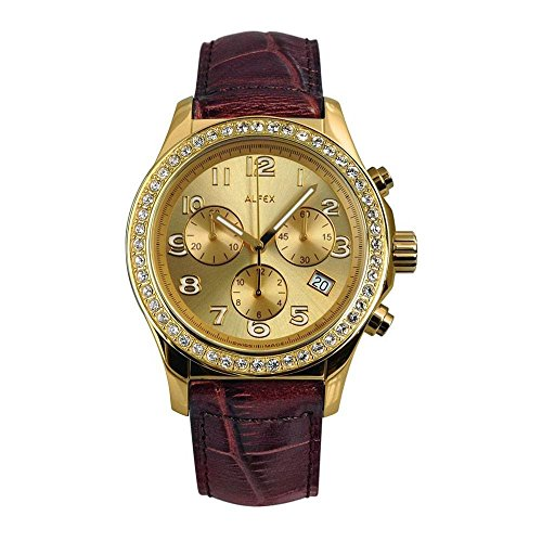Alfex 5678-806 montre quartz mixte